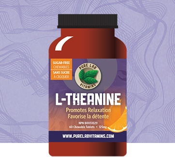 L-Theanine Chewables