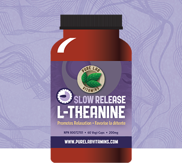 L-Theanine Slow Release