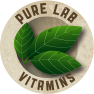 Pure Lab Vitamins Logo