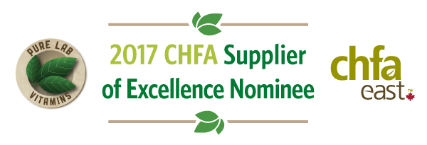 2017 CHFA Supplier of Excellence Nomimee